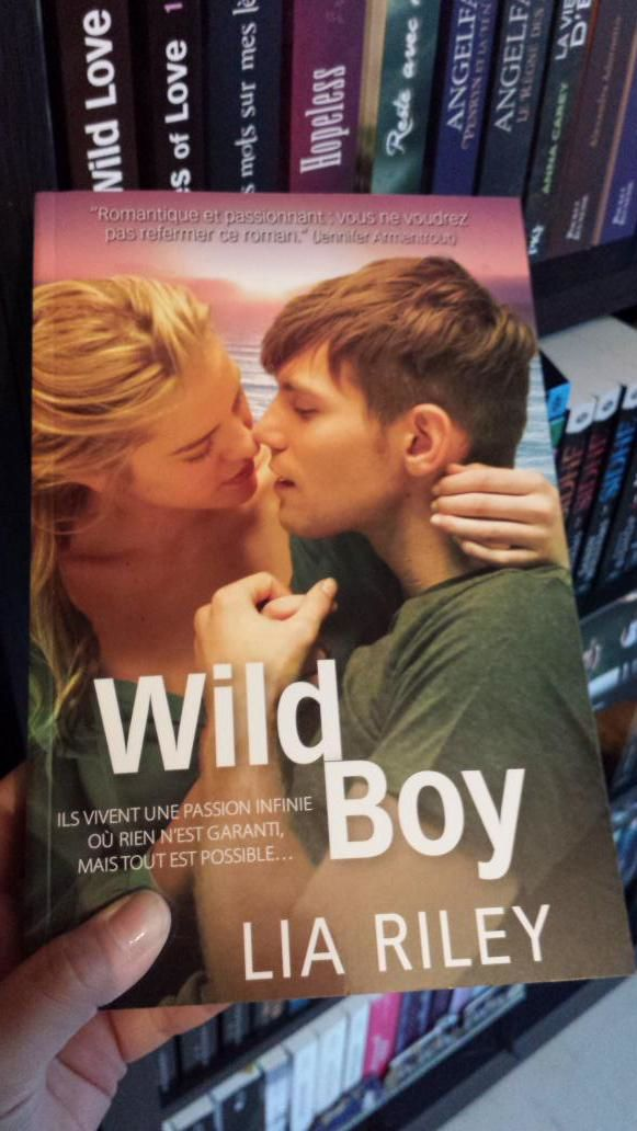 Off the map, tome 2 : Wild boy