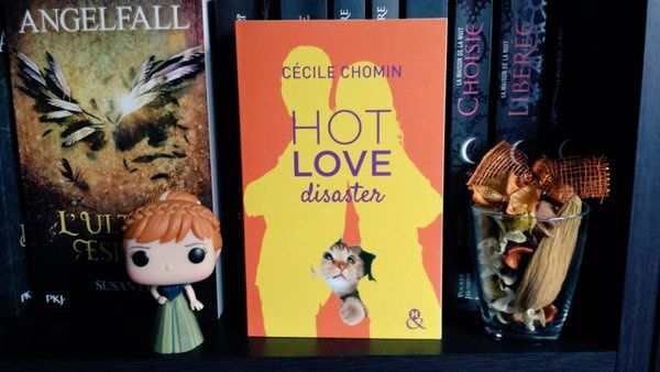 Hot Love, tome 2 : Hot Love Disaster