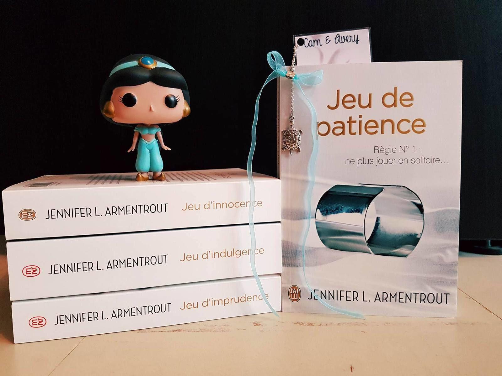 Wait for you, tome 1 : jeu de patience - Jennifer L. Armentrout