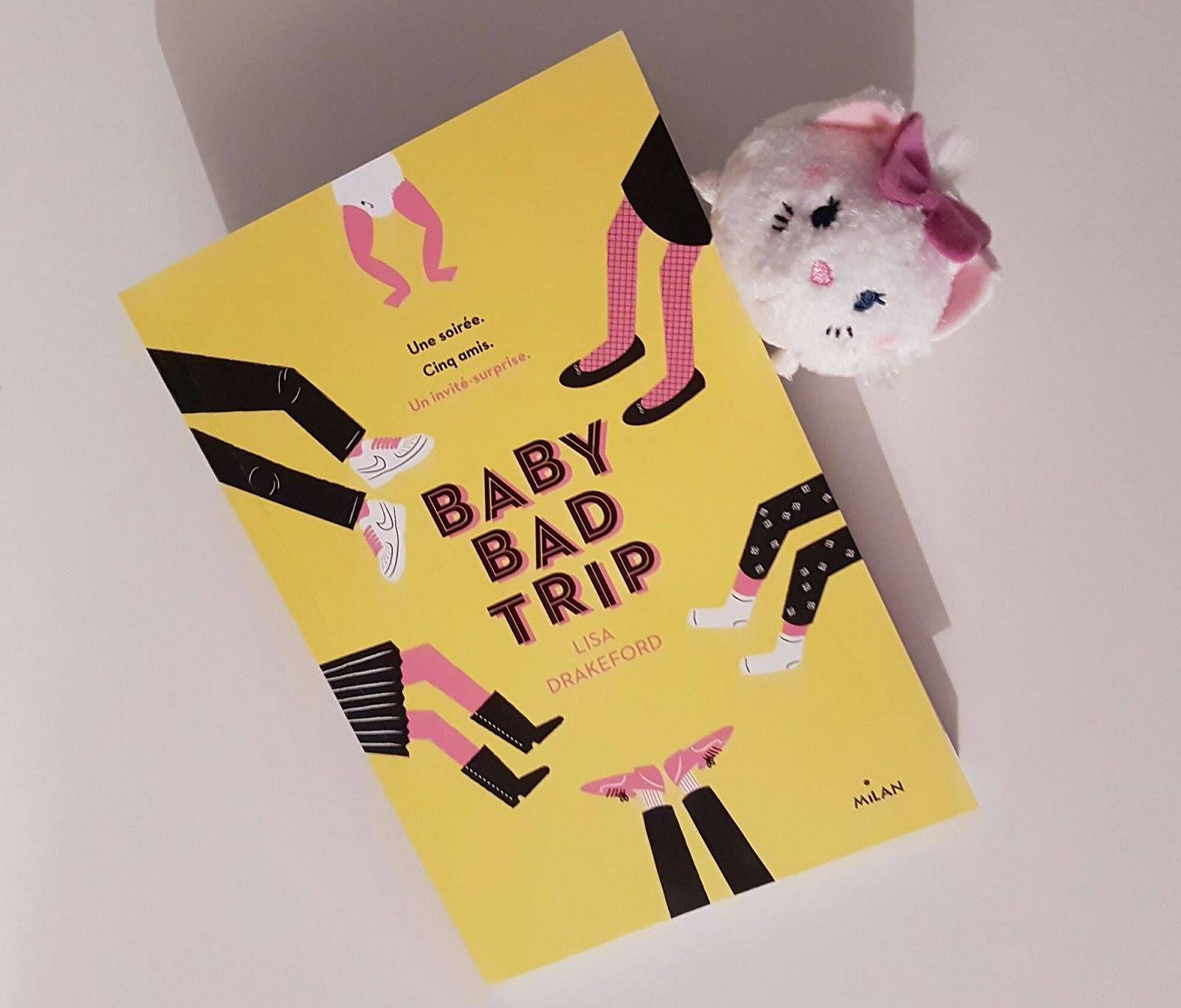 Baby bad trip - Lisa Drakeford