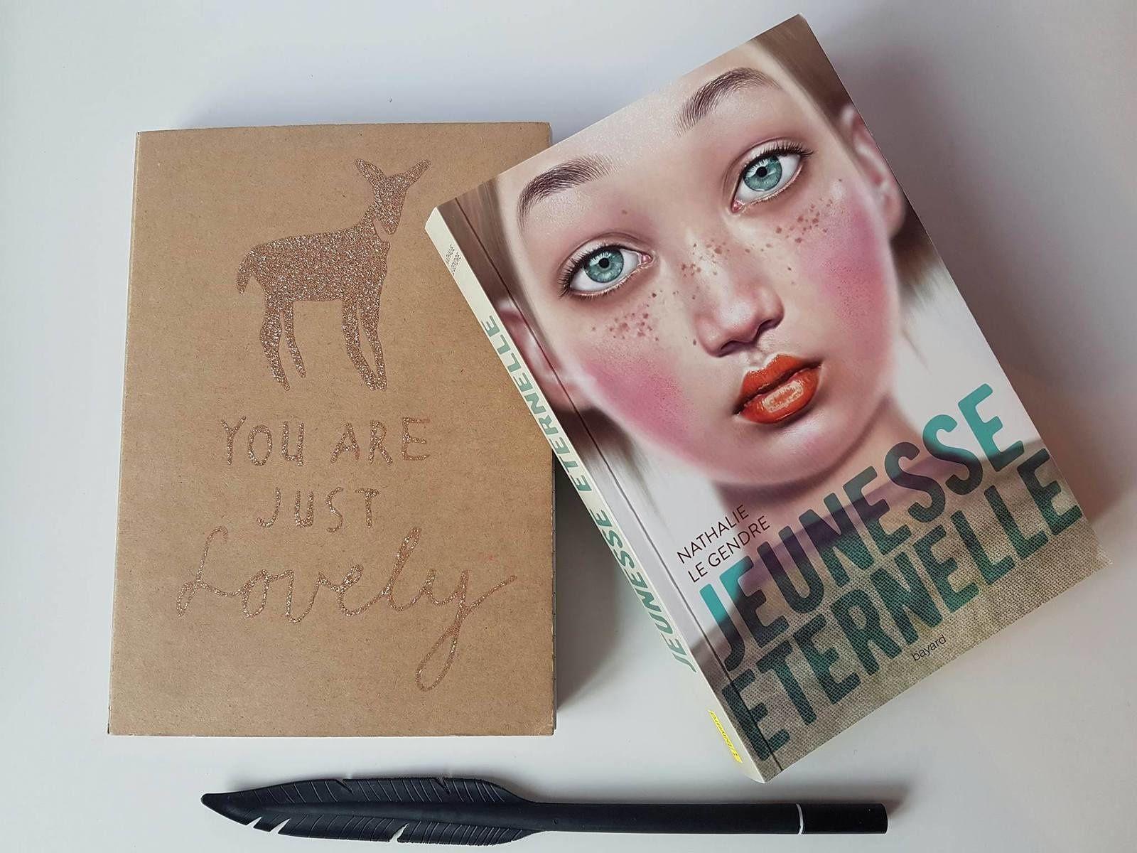 Jeunesse Eternelle - Nathalie Le Gendre