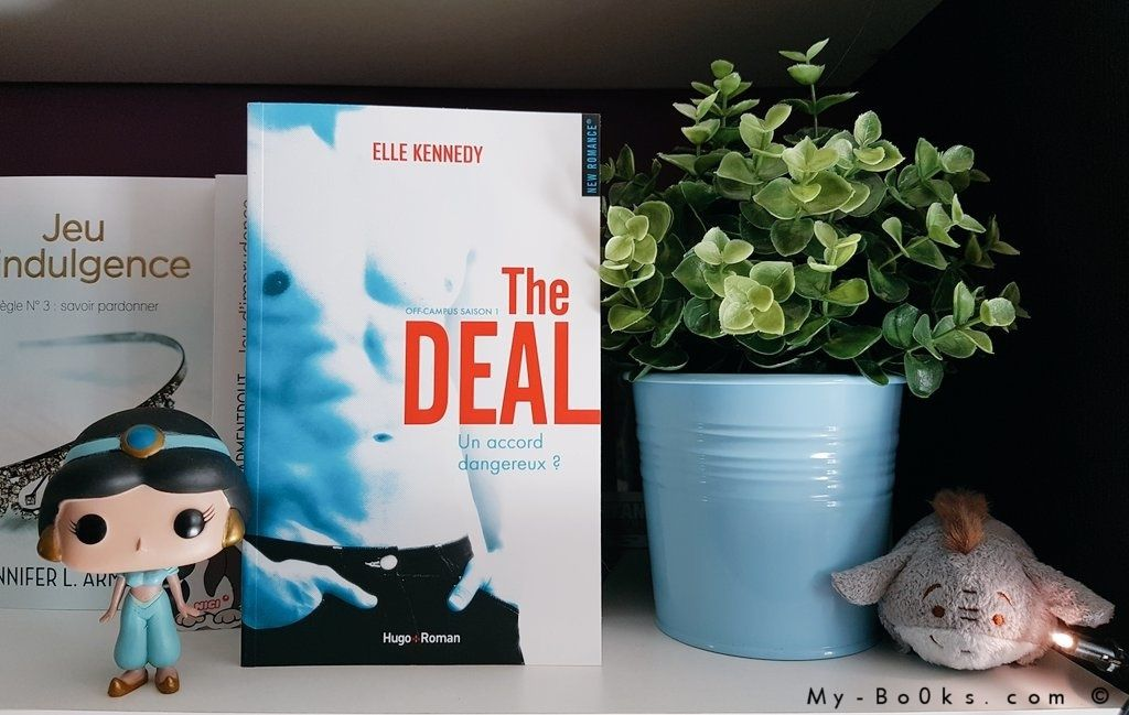 Off-campus, tome 1 : The deal - Elle Kennedy