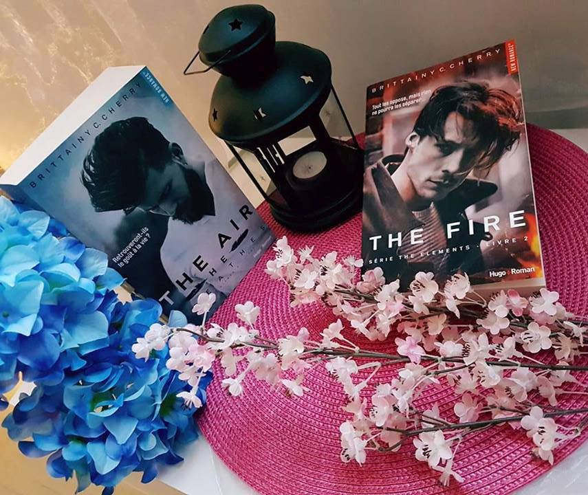 The elements, tome 2 : the fire - Brittainy C. Cherry