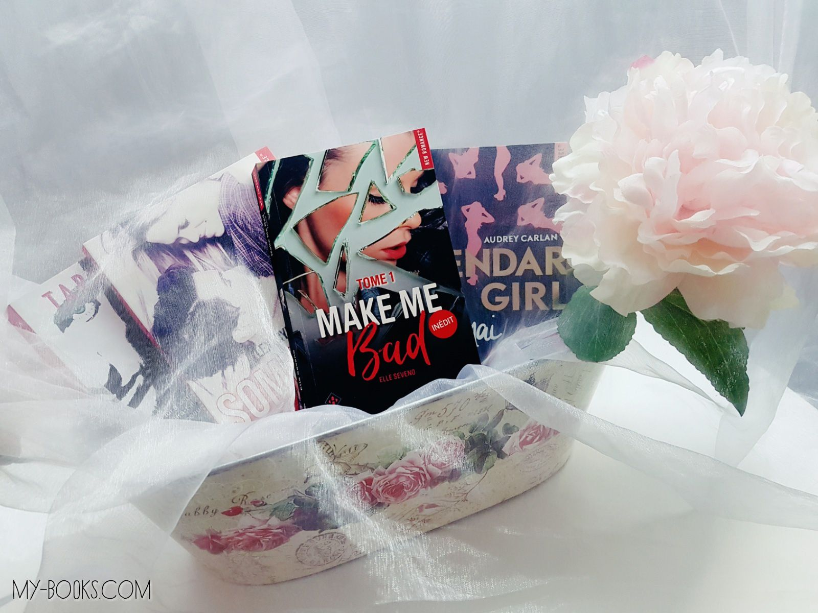 Make me bad, tome 1 - Elle Seveno