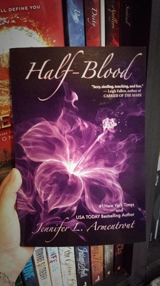 Covenant, tome 1 : Half-Blood - Jennifer L. Armentrout