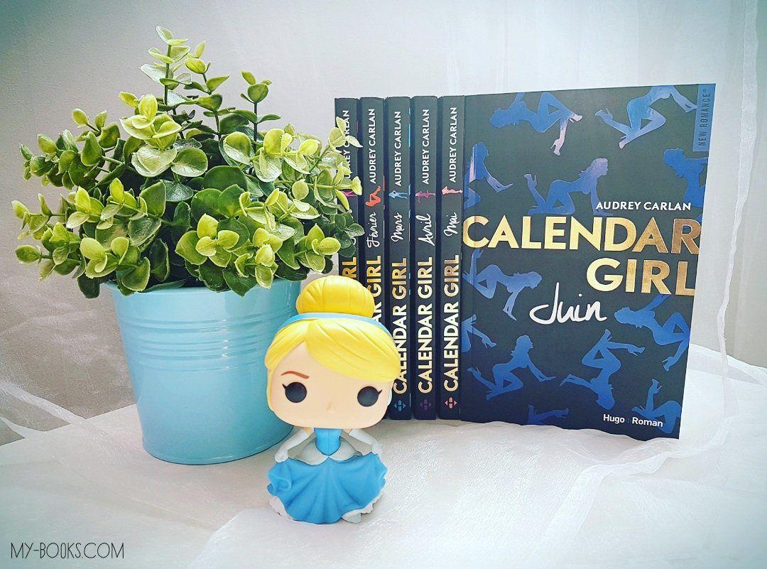 Calendar Girl, Juin - Audrey Carlan