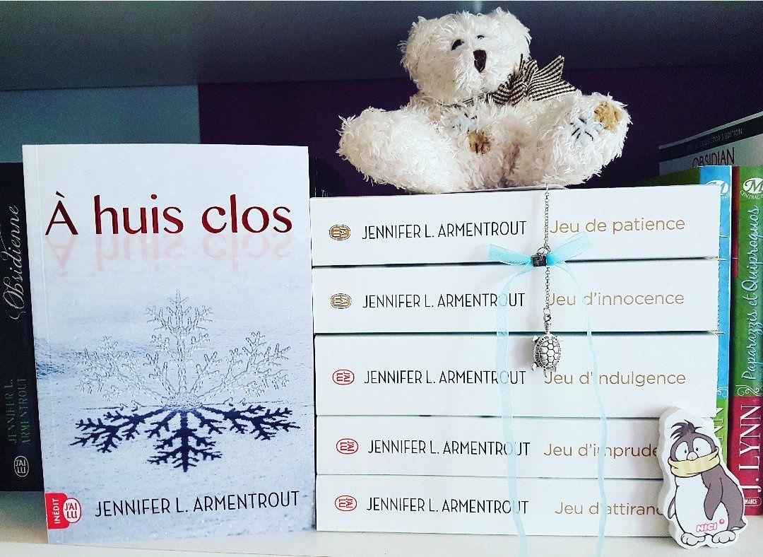 Frigid, Tome 1 : À Huis Clos - Jennifer L. Armentrout