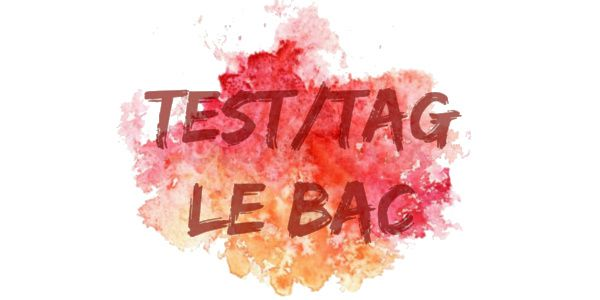 Test TAG le bac