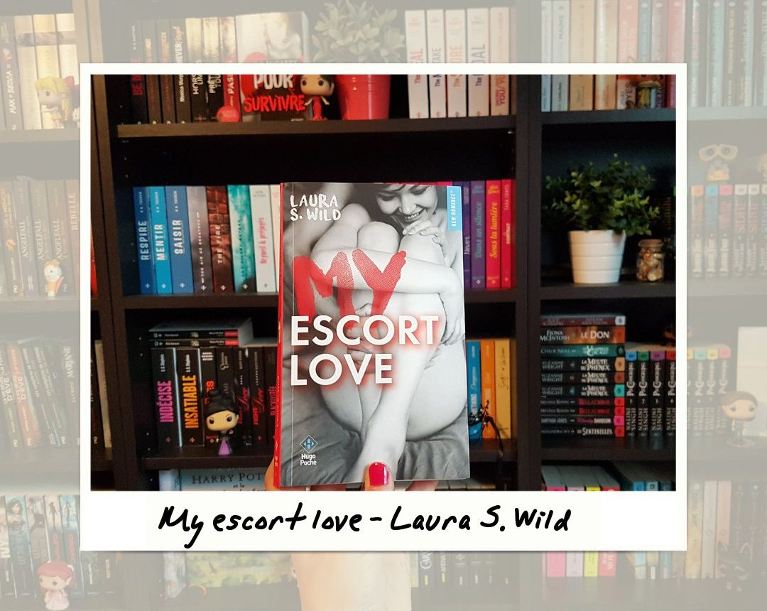 My escort love, tome 1 - Laura S.  Wild