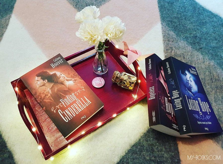 Hopeless, tome 2.5 : Finding Cinderella - Colleen Hoover