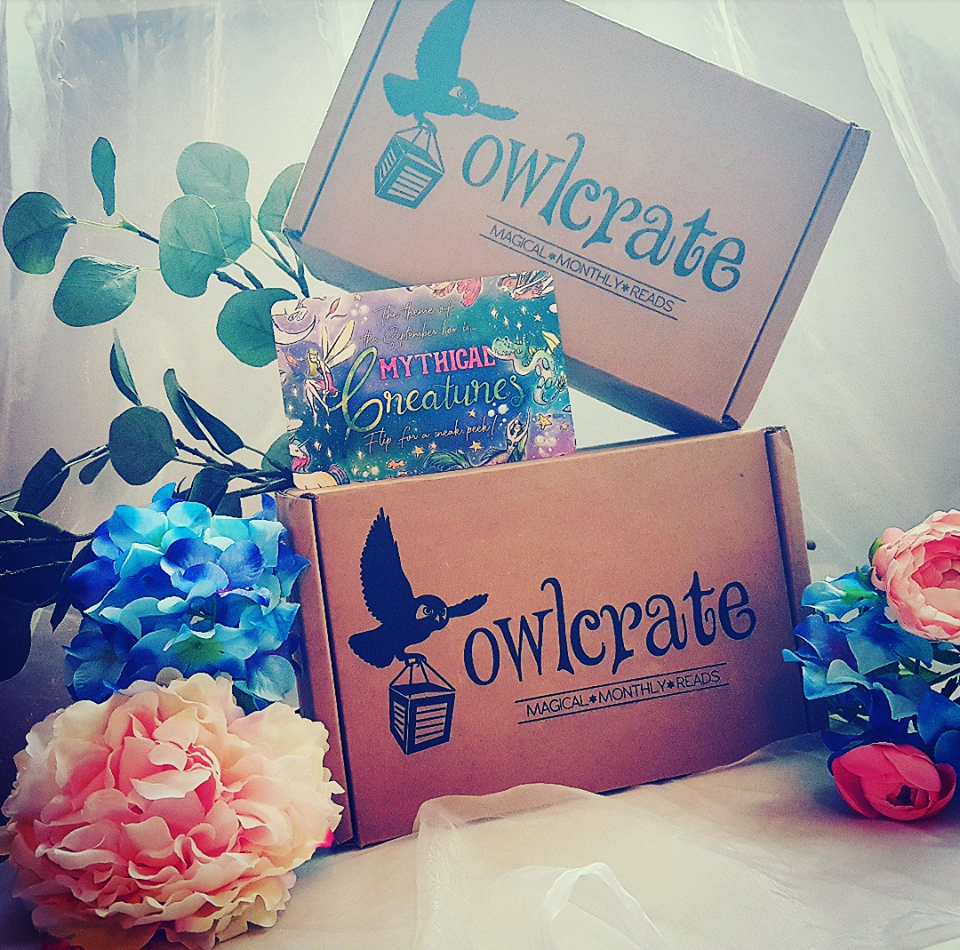 Unboxing Owlcrate ! (n°2)