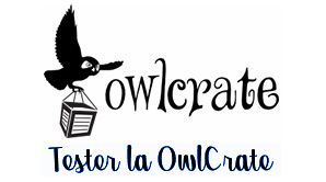 OwlCrate Box subscription