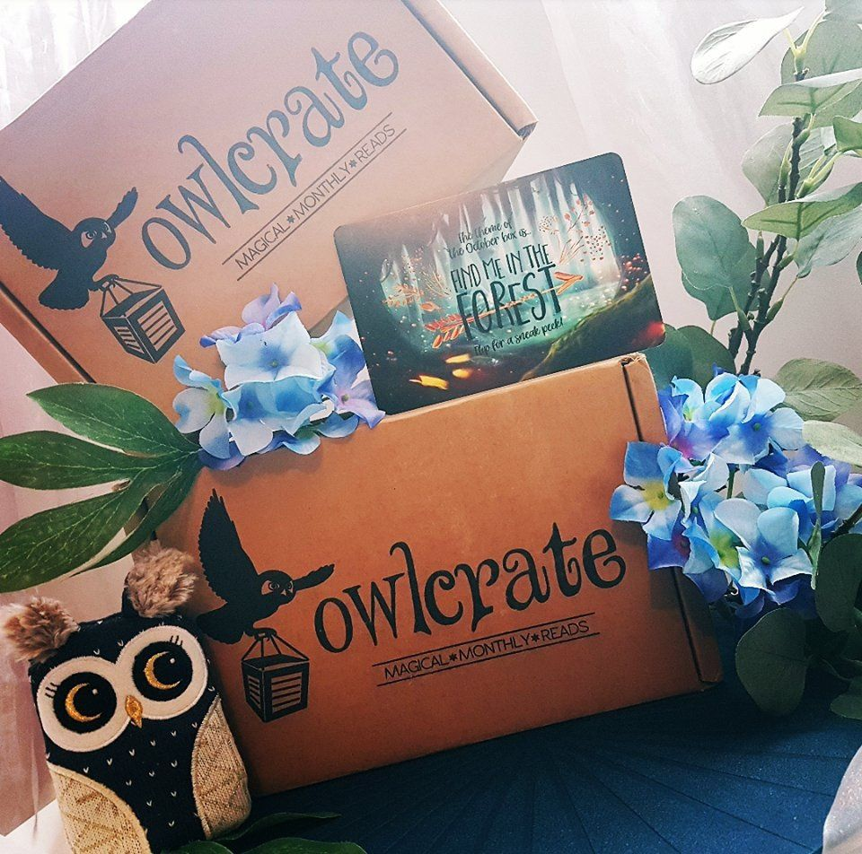 Unboxing Owlcrate ! (n°3)