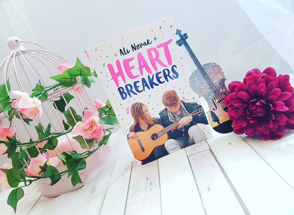 HEARTBREAKERS, TOME 1 DE ALI NOVAK