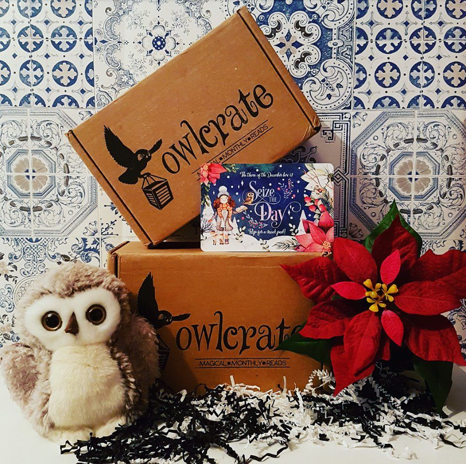 Unboxing Owlcrate (n°5)