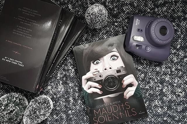 Maudits soient-ils - Courtney Alameda