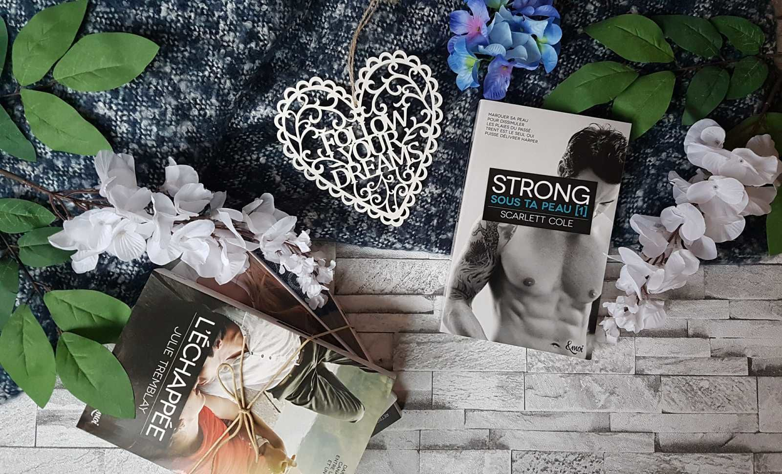 Sous ta peau, tome 1 : strong - Scarlett Cole