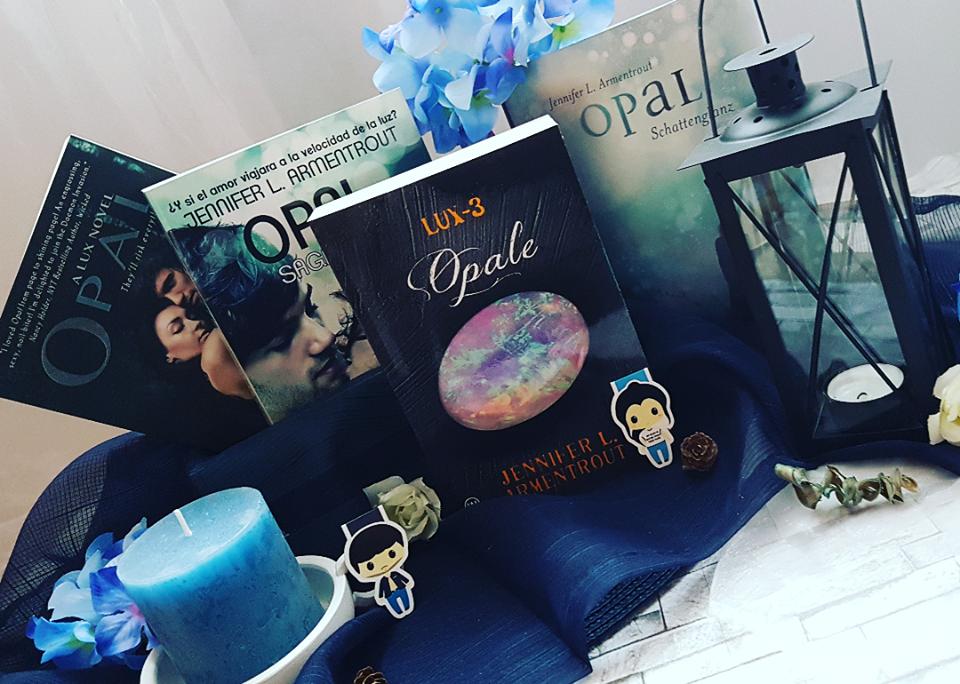 Lux, tome 3 : Opale - Jennifer L. Armentrout
