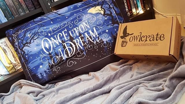 Unboxing Owlcrate (n°6)