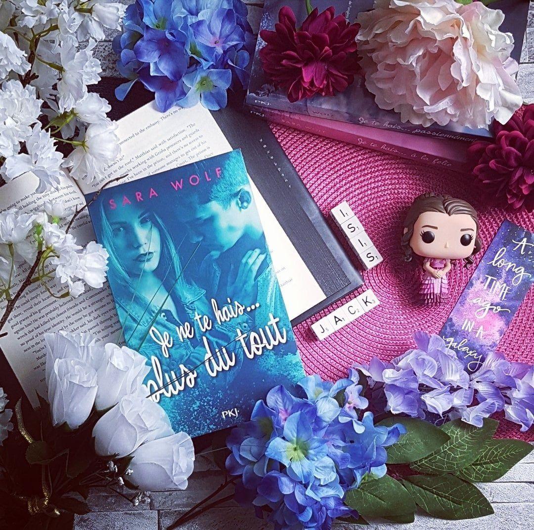 Lovely vicious, tome 3 : Je ne te hais... plus du tout - Sara Wolf