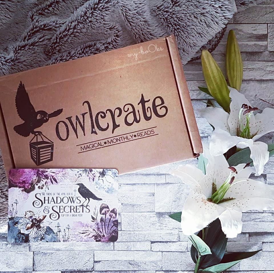 Unboxing OwlCrate