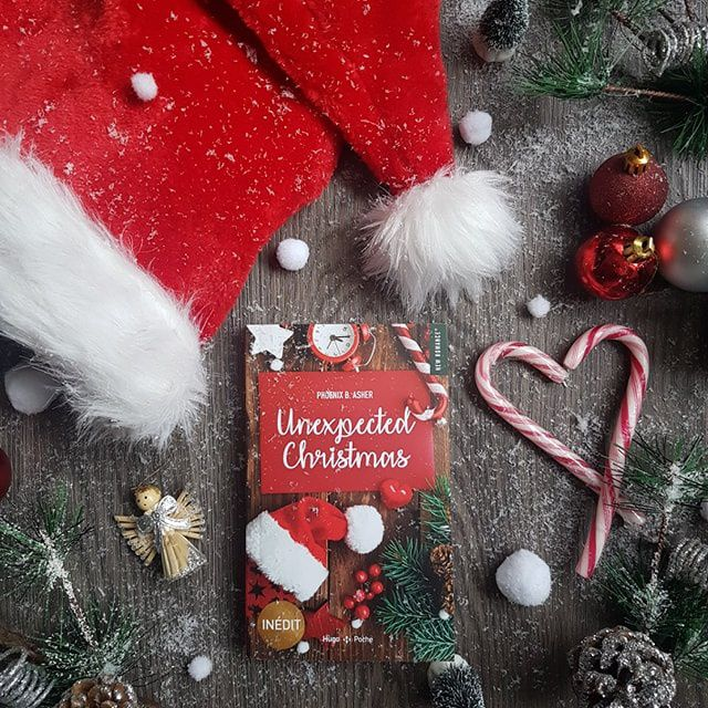 Unexpected Christmas - Phoenix B. Asher