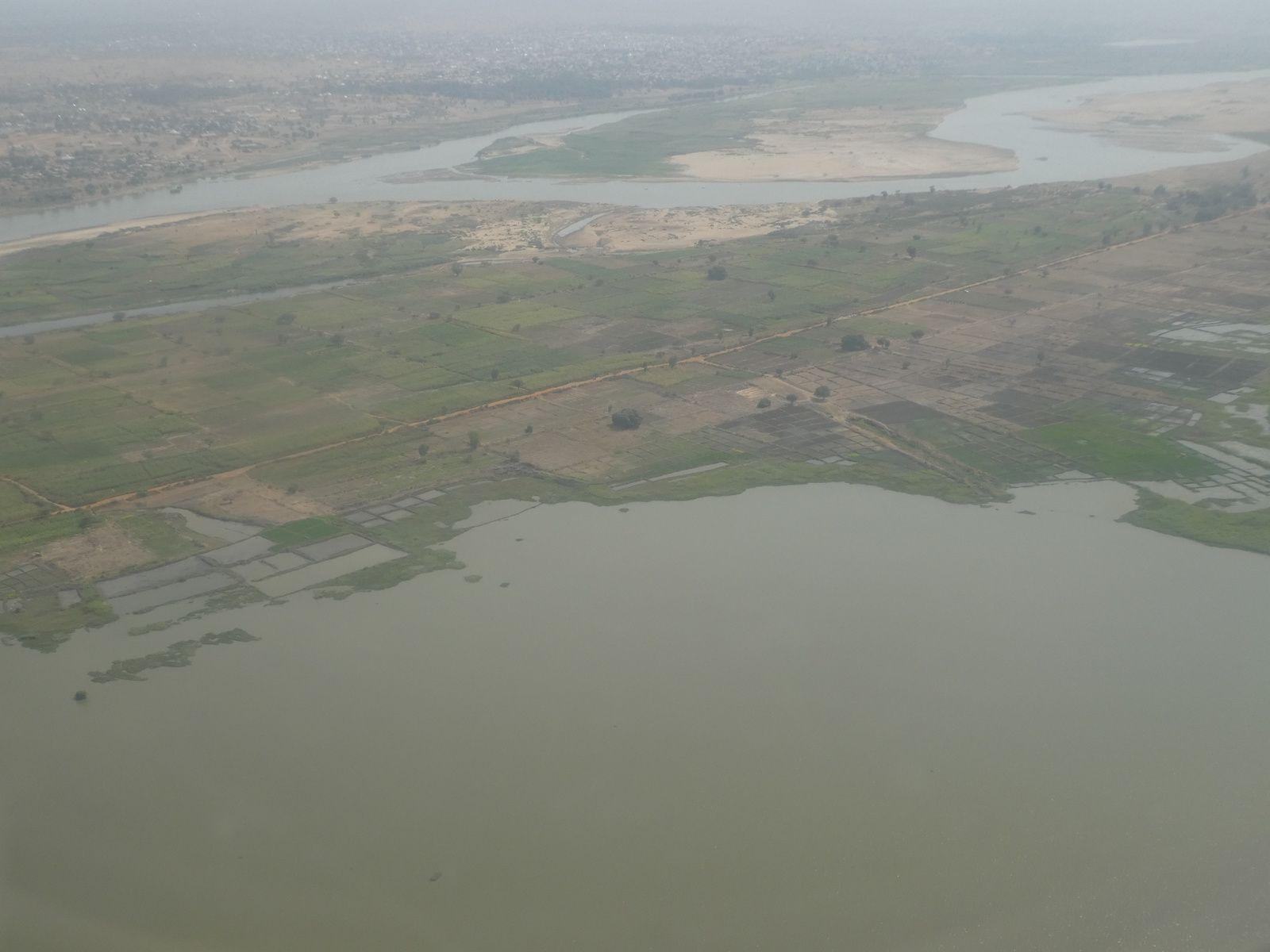 Nigéria, vu du ciel.... - Janvier 2017