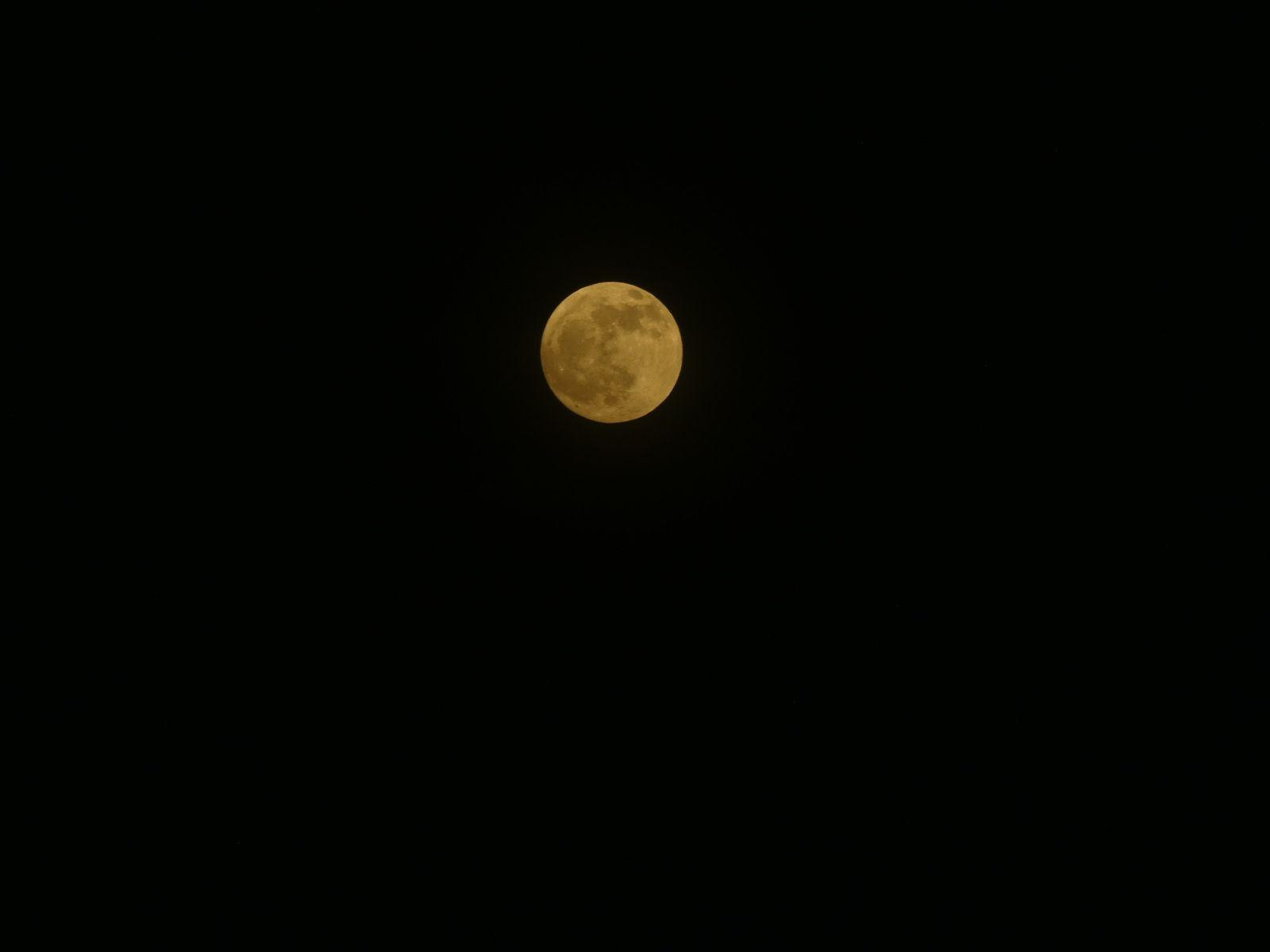 Moon, Variations, Nouakchott, Mauritanie - Septembre 2017