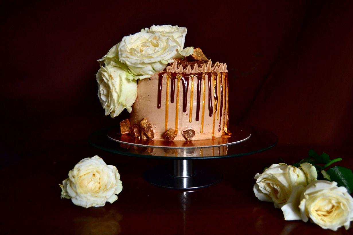 Layer Cake Chocolat, Nuttla & Praliné