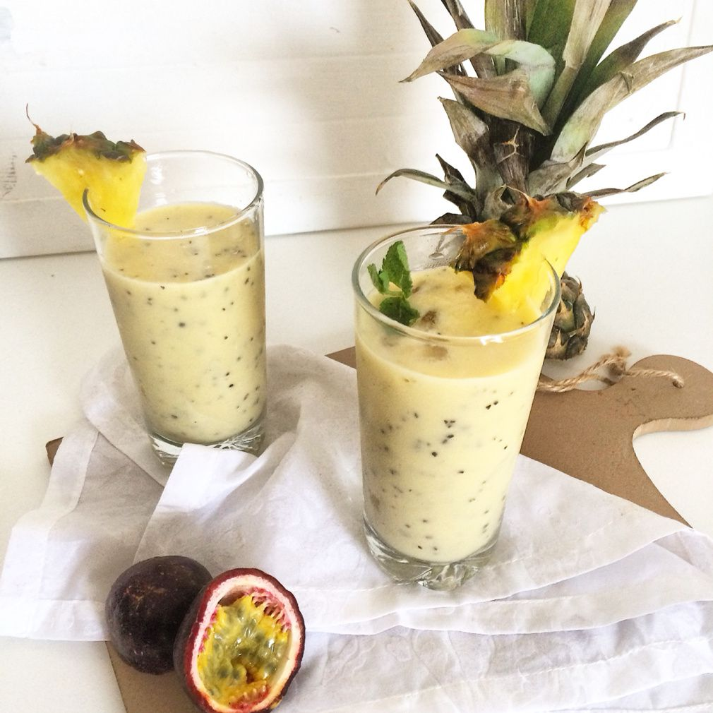Smoothie Ananas/Fruits de la Passion