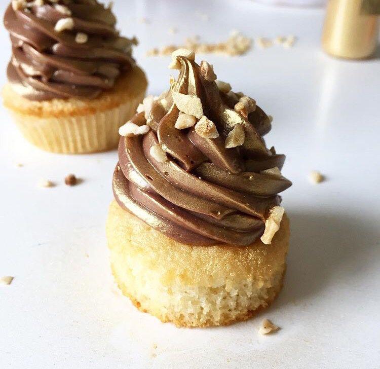 Cupcake Nuttela