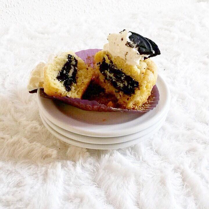 Cupcake Oreo