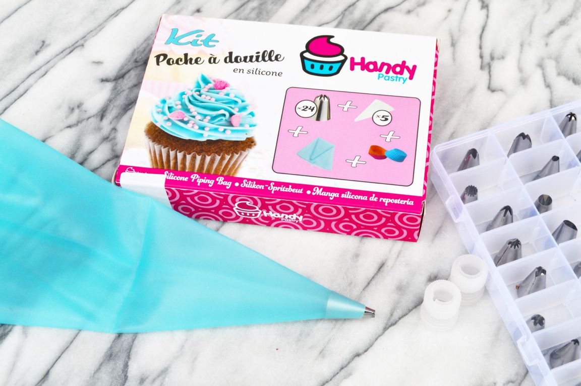 Kit pâtisserie Handy Pastry