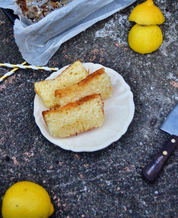 Cake Ultra Citroné