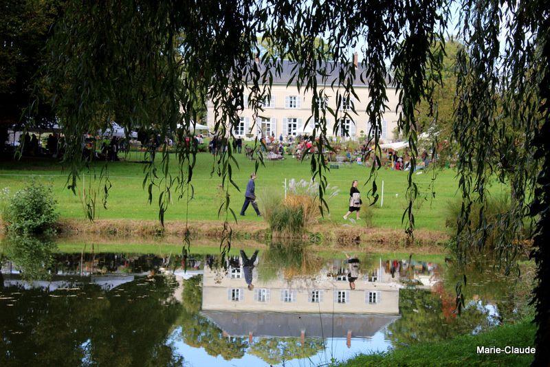 Le Parc St Vincent à Borest,