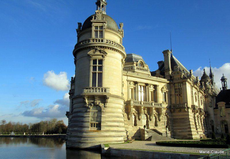 Balade à Chantilly,