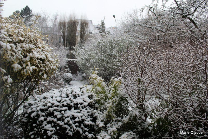 Et l'hiver fut...