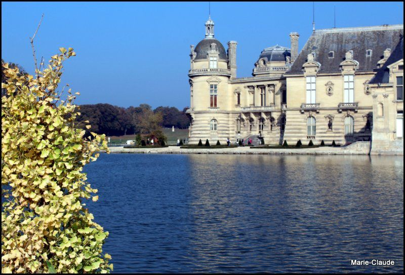 Chantilly, automne 2018,
