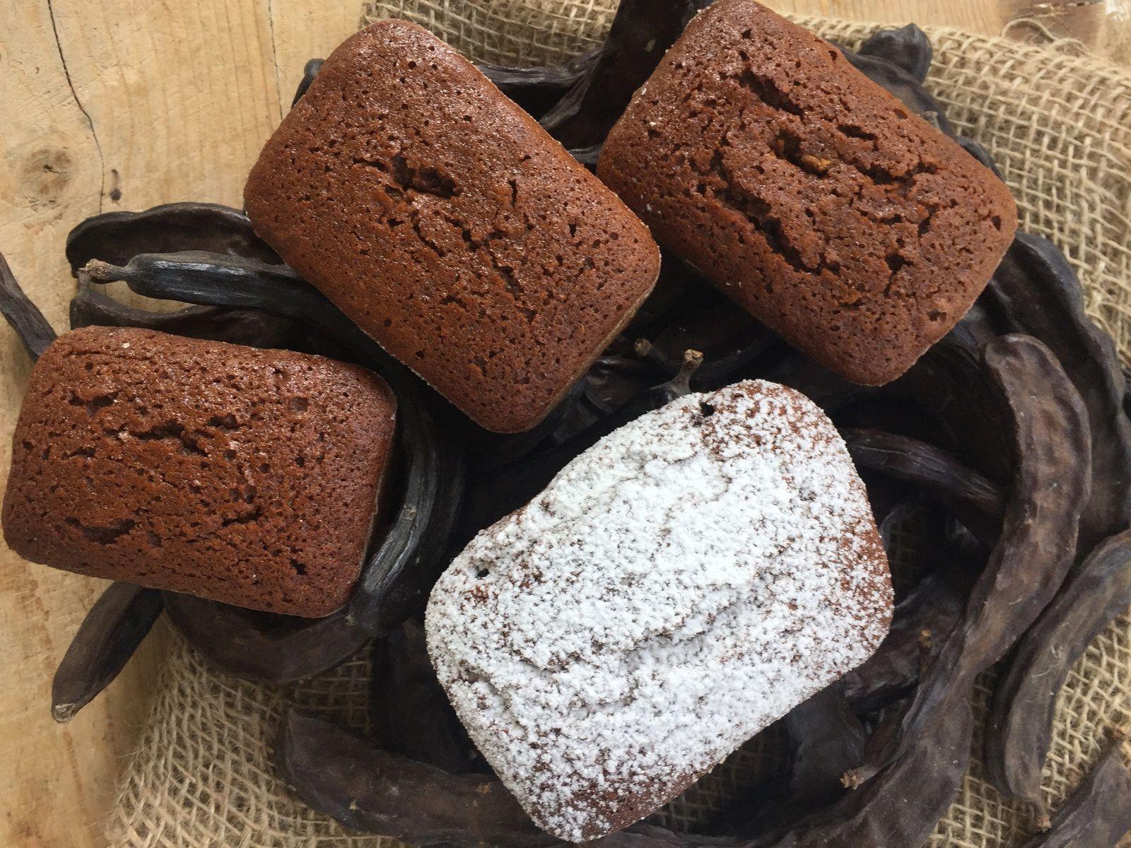 Kharoub Cake,Cake au Molasses de Caroub