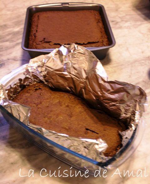 Gâteau Chocolat Noisettes Aux Blancs D'œufs