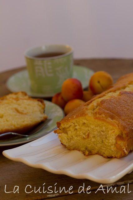 Gâteau Aux Abricots Fondants