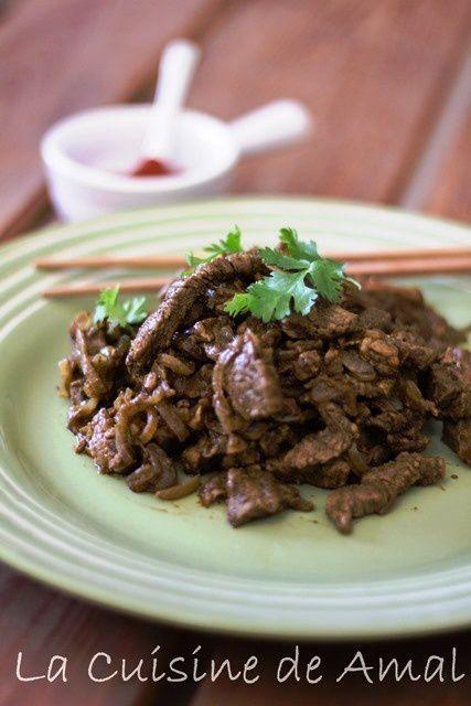 Bœuf Au Curry Cuisine Vietnamienne La Cuisine De Amal