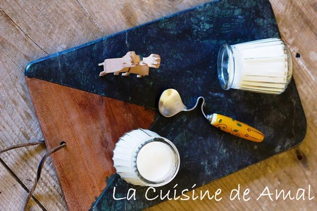 YAOURT NATURE AU THERMOMIX