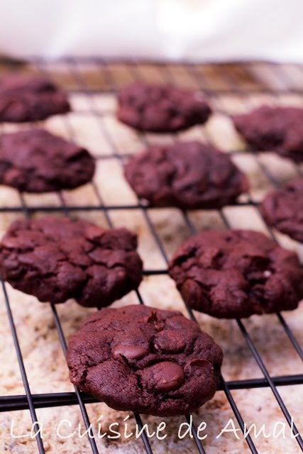 EXTREME CHOCOLAT CHOCOLAT COOKIES