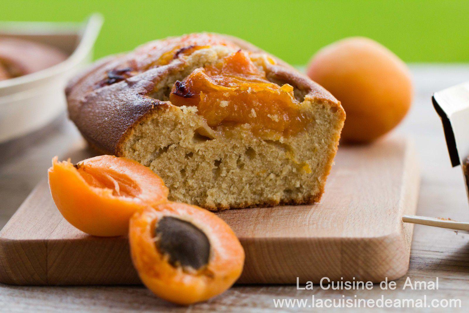 MINI-CAKES A L'ABRICOT