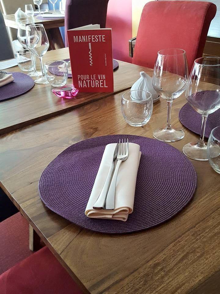 Attablons-nous à l'Auberge du Cheval Blanc, mon restaurant préféré