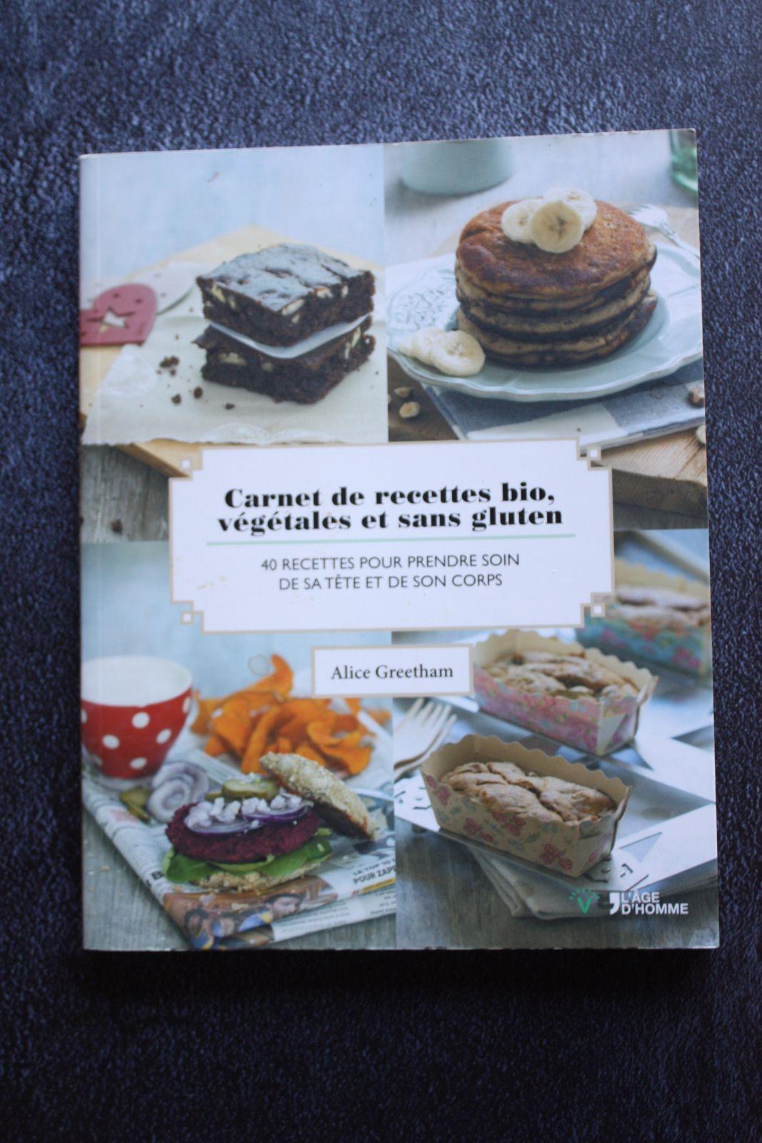 Goûter lecture du mercredi : les muffins express au sarrasin et chocolat d'Alice et ses bouquins