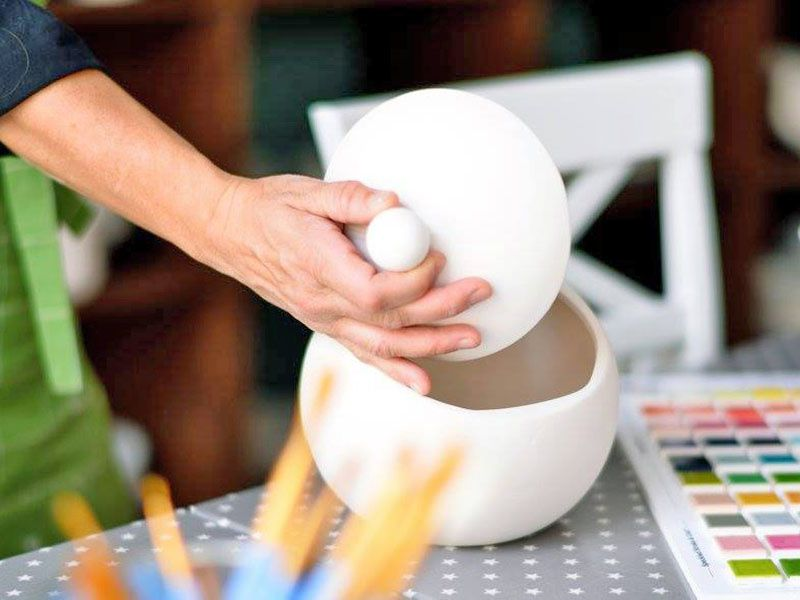 …zu Paint your Style – Ideen auf Keramik