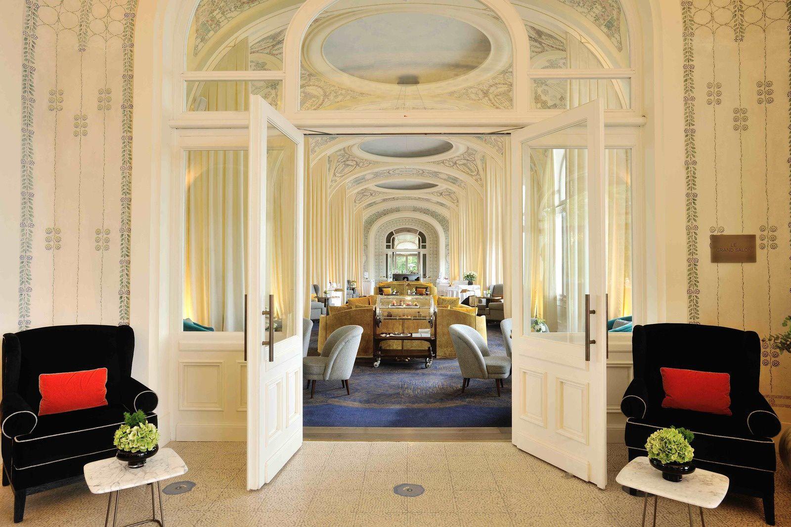 Royal et Palace à Evian
