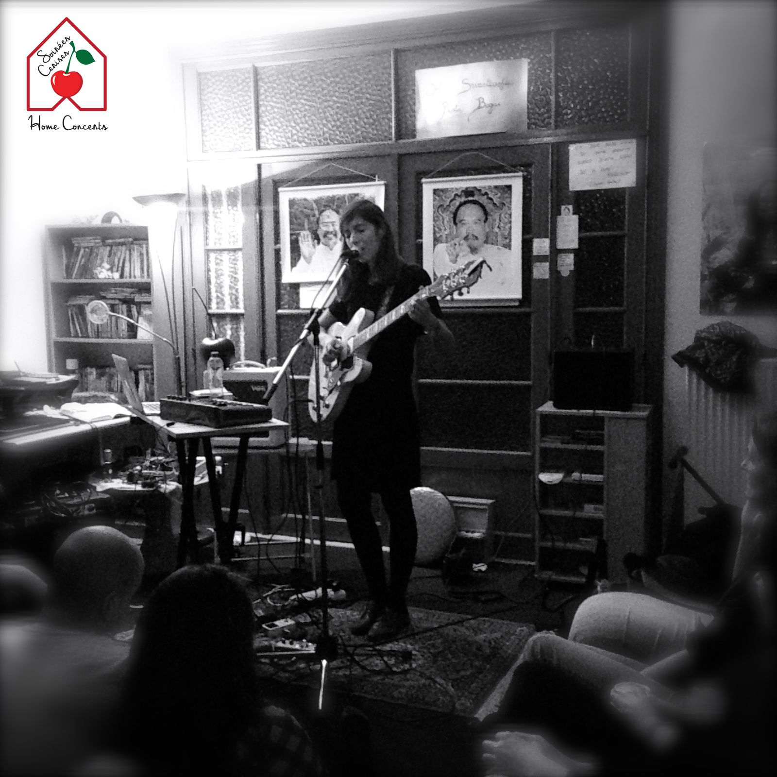 ► Clare Louise @ Home concert (Forest / Union ) - 20/11/2016